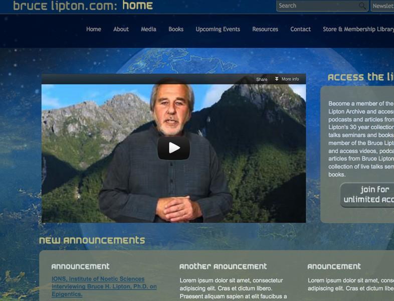 BruceLipton.com