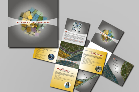 Mosaic Marketing, Print