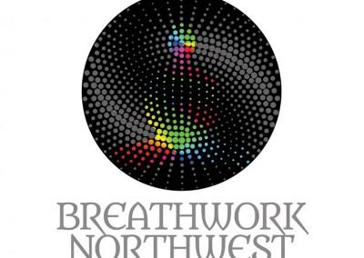 Breathwork Northwest, logo design