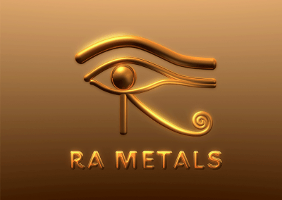RA Metals logo