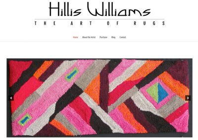 Hillis Williams Rug Art
