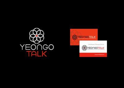Yeongo Talk Logos