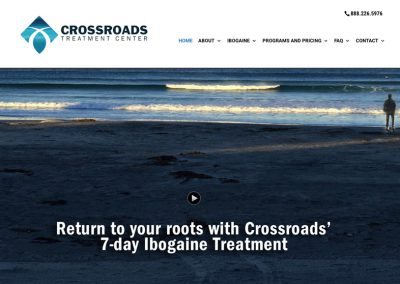 crossroads return to roots