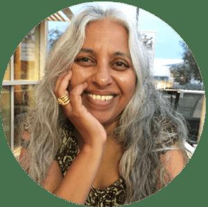 lakshmi in circle