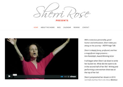 sherri rose presents