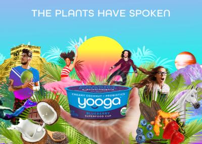 Yooga Product Branding